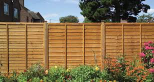 cost of replacing a garden fence