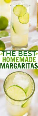 the best homemade margaritas 3