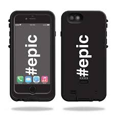 Skin Decal Wrap For Lifeproof Fre Power Iphone 6 Plus Case Art Walmart Com