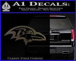 Baltimore Ravens Nfl Decal Sticker D1 A1 Decals