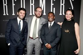 """NYT Mag Celebrates """"Great Performers Issue"""" in Los Angeles 