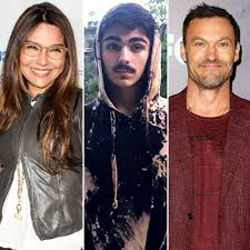 Vanessa Marcil Reacts to Son Visiting Dad Brian Austin Green