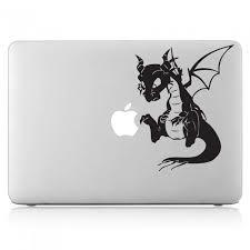Little Dragon Maleficent Laptop Macbook Vinyl Decal Sticker