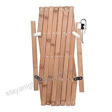 Aheadad Wooden Expanding Fence Pet Fence Pet Gate Mobile And Movable Fence Retractable Dog Sliding Door For Indoor Foldable Pet Safety Gate Barrier Guard Door Fence For Small Medium Dog Gates