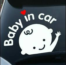 Baby Nicolas On Board Novelty Child Car Sign Boy For Sale Online Ebay