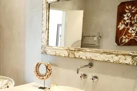 statement bathroom mirror designs that