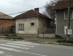 small country house with garden located