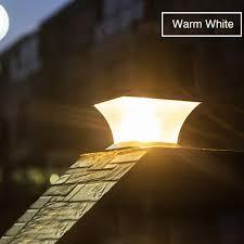 Solar Lights Led Post Cap Fence Bright Outdoor Lighting Motion Wall Lamp For Garden Villa Decoration Lantern Garden Solar Lights Lazada Ph