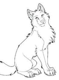 Kleurplaten Wolf Topkleurplaat Nl