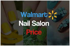walmart nail salon s hours