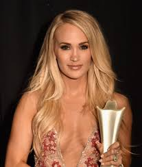 carrie underwood ready for her close up