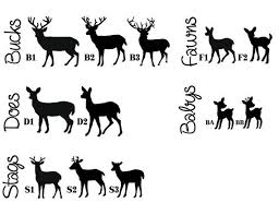 This Item Is Unavailable Etsy Family Car Decals Deer Family Family Decals