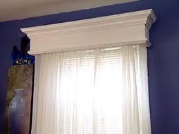 construct a homemade window valance