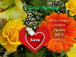 good morning have a care free monday