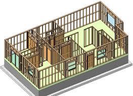 wood framing walls extension review