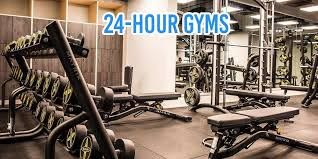 24 hour gyms in singapore for early