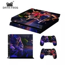 Ps4 Decal Skin Ps4 Console Cover For Playstaion 4 Console Ps4 Skin Stickers 2pcs Controller Protective Skins Accessory Lazada Ph