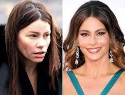 top ugliest celebrities without makeup