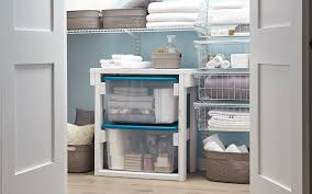 linen closet organization the home depot