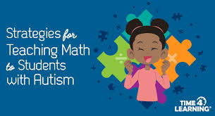 math strategies for autistic students