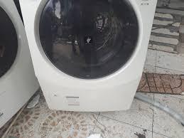 Máy Giặt Sharp ES-V540 - NL Giặt 9kg sấy khô 6kg date 2013 - chodocu.com
