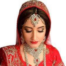 toronto indian bridal makeup saubhaya