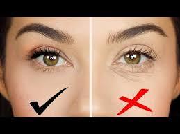 hiding dark circles under eyes makeup