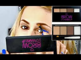makeup brow kit fairest of them all