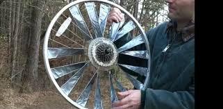 wind turbine blades using duct tape