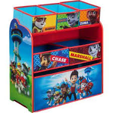 Delta Children Paw Patrol Multi Bin Toy Organizer Toy Storage Kids Room Adds Character To Any Room Room Decor Patrol Walmart Com Walmart Com