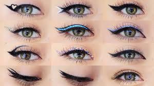 eyeliner makeup tutorial 12 diffe