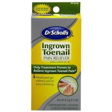 dr scholl ingrown