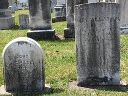 "Mary ""Polly"" Williamson McCulloch (1772-1862) - Find A Grave Memorial"