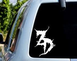 Zeds Dead Decal Etsy