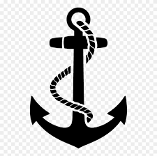 Boat Anchor Wall Sticker Us Navy Anchor Logo Free Transparent Png Clipart Images Download