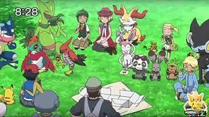 Pokemon xyz capitulo 36 avance 3 - YouTube