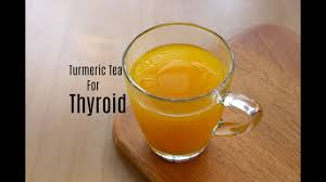 turmeric tea for thyroid weight loss