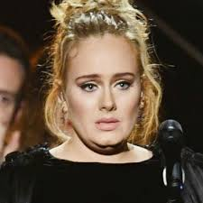 GRAMMYS: Adele Calls It QUITS Seconds Into George Michael Performance