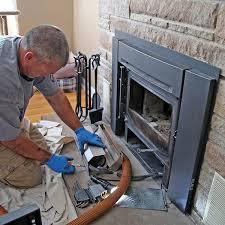 best fireplace insert repair installs