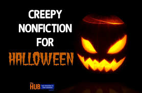 non fiction for halloween the hub