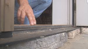 how to seal your doors before it floods