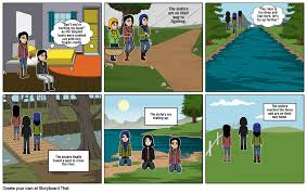 Follow The Rabbit Proof Fence Pdf Storyboard By Khadijahsmith