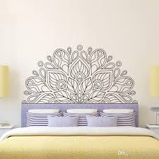 Diy New Arrival Art Namaste Mandala Yoga Lotus Waterproof Removable Wall Sticker Meditation Bedside Vinyl Decal Bedroom Home Decorative Princess Wall Decals Princess Wall Stickers From Fst1688 33 35 Dhgate Com