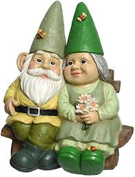 direct global trading cute gnome couple
