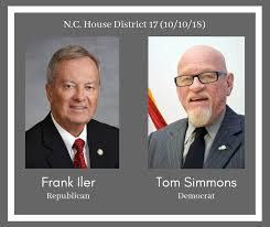 CoastLine Candidate Interviews: NC House District 17 (Iler vs. Simmons) |  WHQR