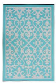 9 feet venice indoor outdoor rug cream