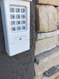 easy tips for fixing garage door keypad