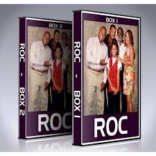 roc dvd seasons 1 to 3 1990s tv show