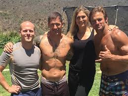 Laird Hamilton, The King of Big Wave Surfing (Plus: Gabrielle ...