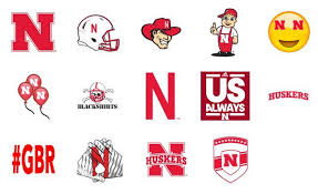New Emojis And Gifs For Husker Season Husker Emoji Stickers Emoji